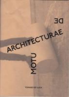 1.TOMASO DE LUCA-DE ARCHITECTURAE MOTU