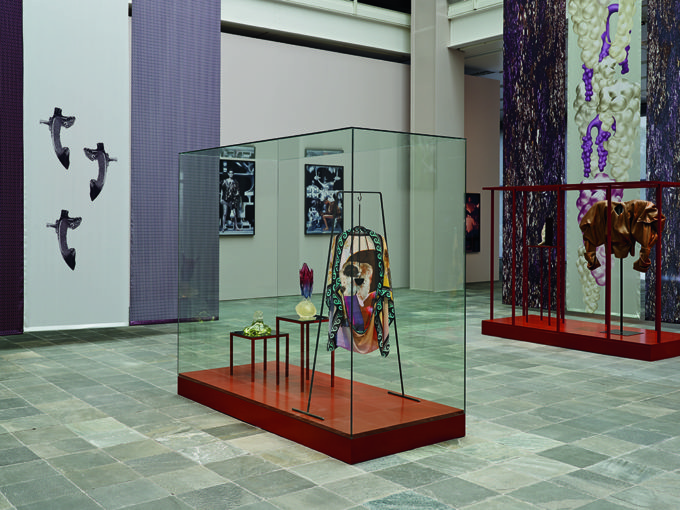 But we loved her, 2013, installation view at 21er Haus, Museum Belvedere, Wien