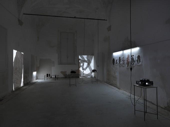 Tomaso De Luca, installation view at Premio Furla 2013, IX edizione | Ex Ospedale degli Innocenti, Bologna