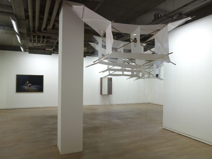 Dioramas, 2016, installation view at Fondation d'Entreprise Ricard, Paris
