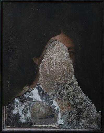 Gabo, 2016, fresco, 40 x 30 cm