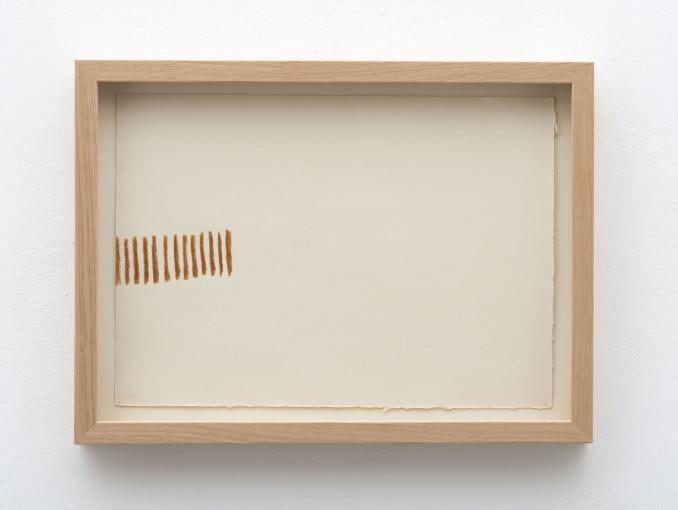 Eric Bainbridge, Untitled, 1996, crayon on paper, 21 x 29,7 cm