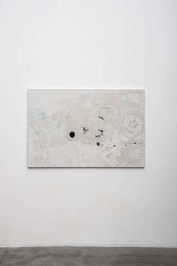 FRANCO GUERZONI Per un buon uso delle rovine, curated by Davide Ferri Installation views at Monitor, Rome Courtesy the artist and Monitor, Rome, Lisbon